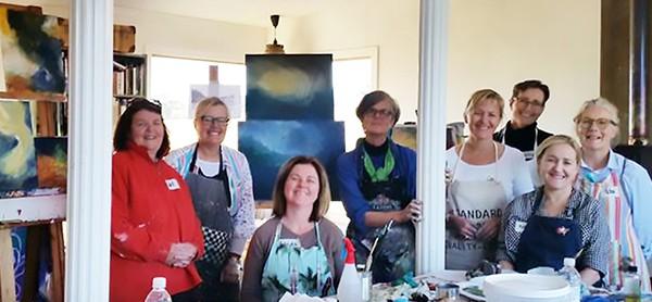 Art Class Event at Ashton Park