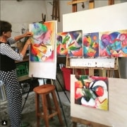 Painting workshop Ashton Park